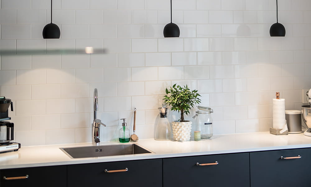 Köksbelysning Tips & inspiration till köket Hide a lite