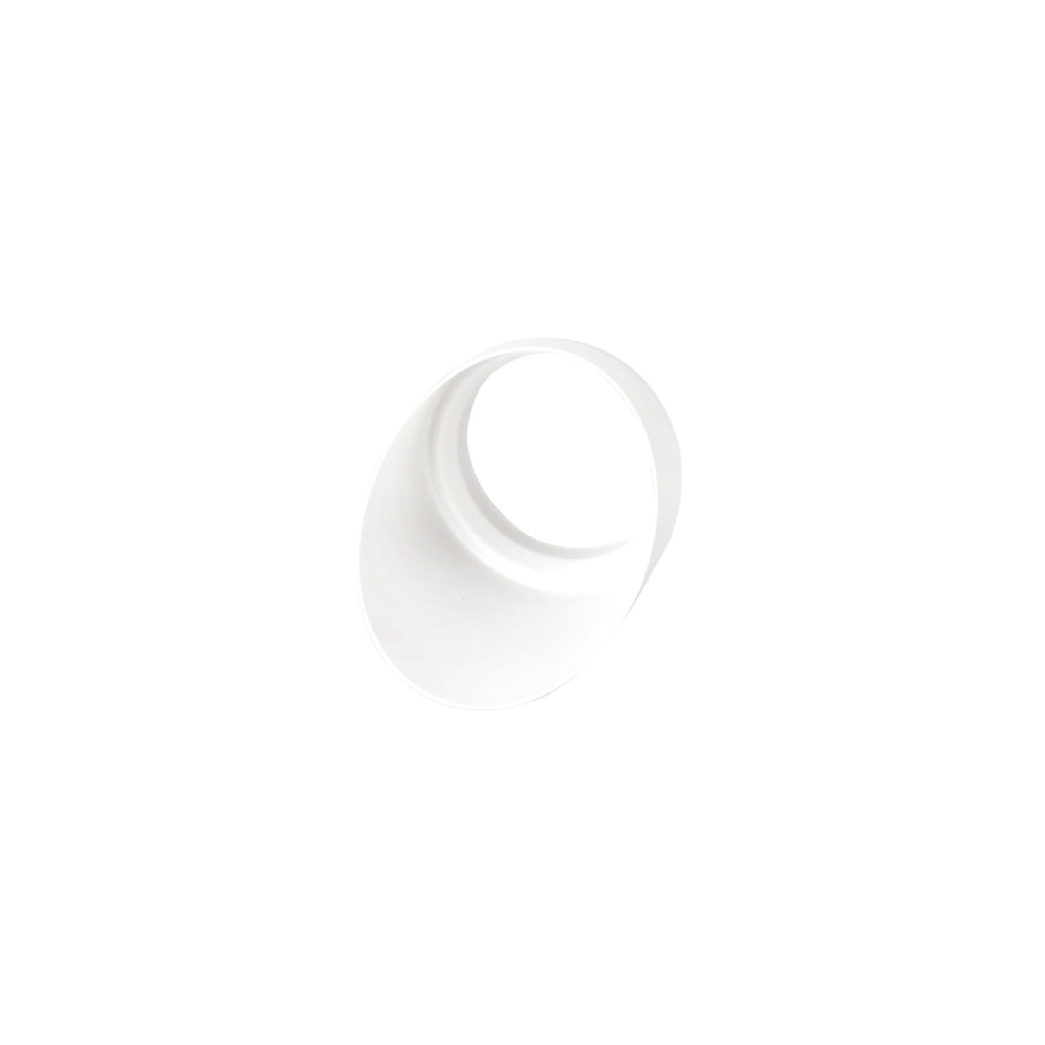 Cap Focus 66mm White