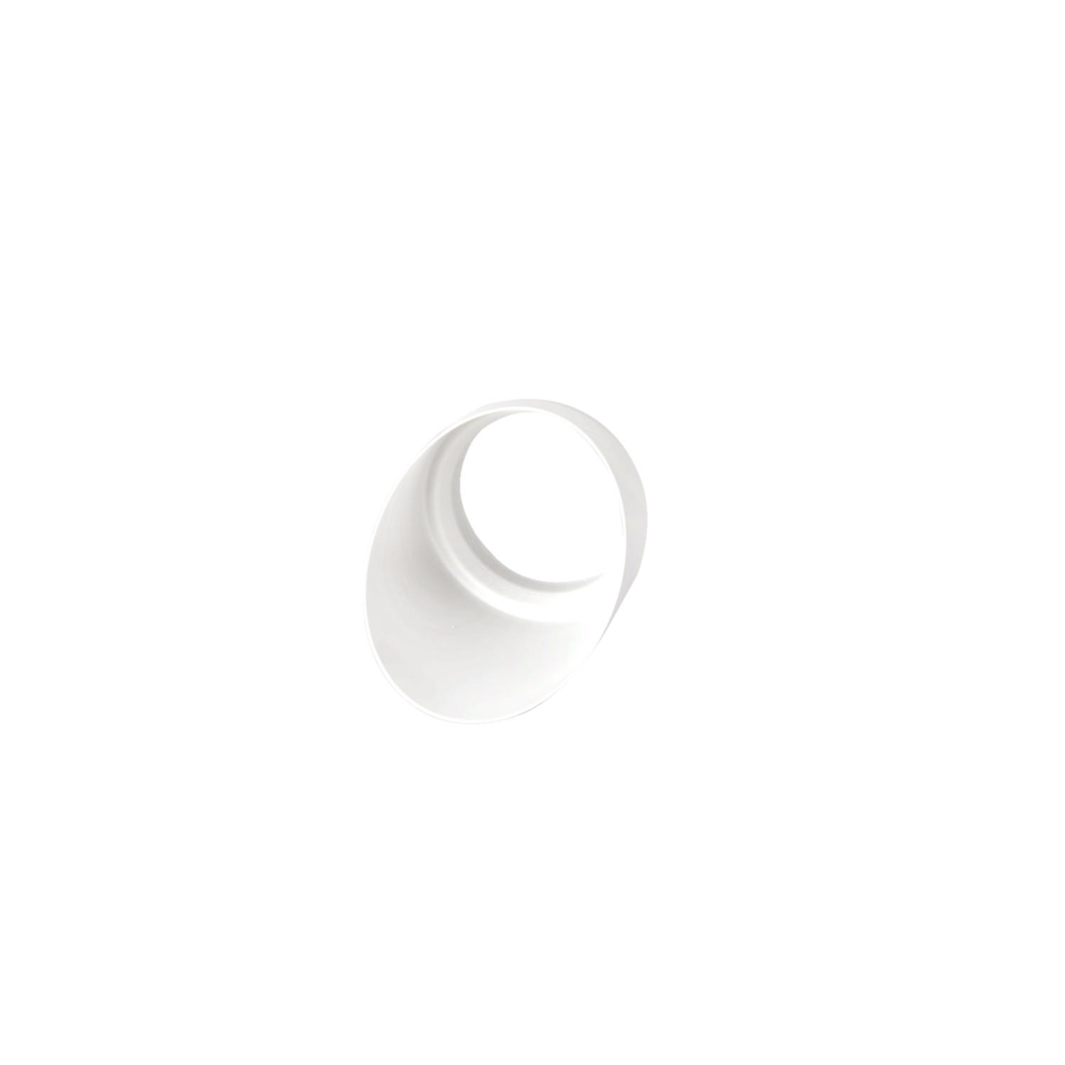 Cap Focus 49mm White