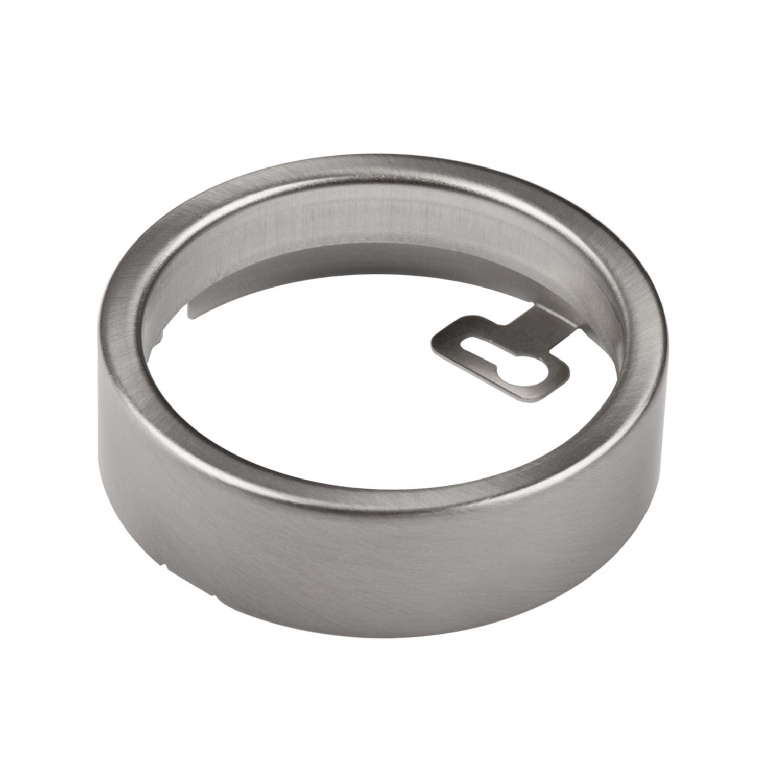 Spacer ring 1202 Brushed steel