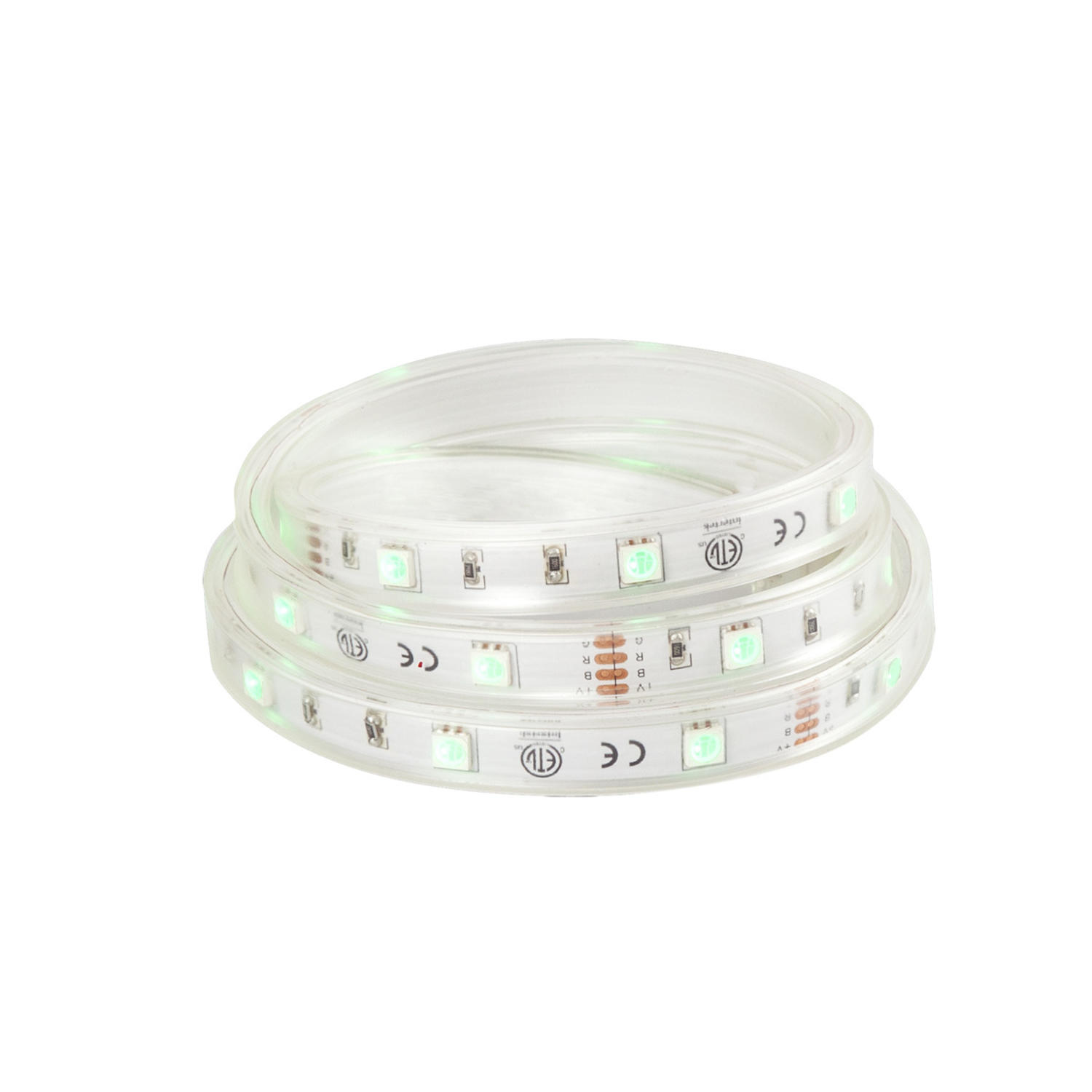 LED strip R IP67 12V RGB 5m
