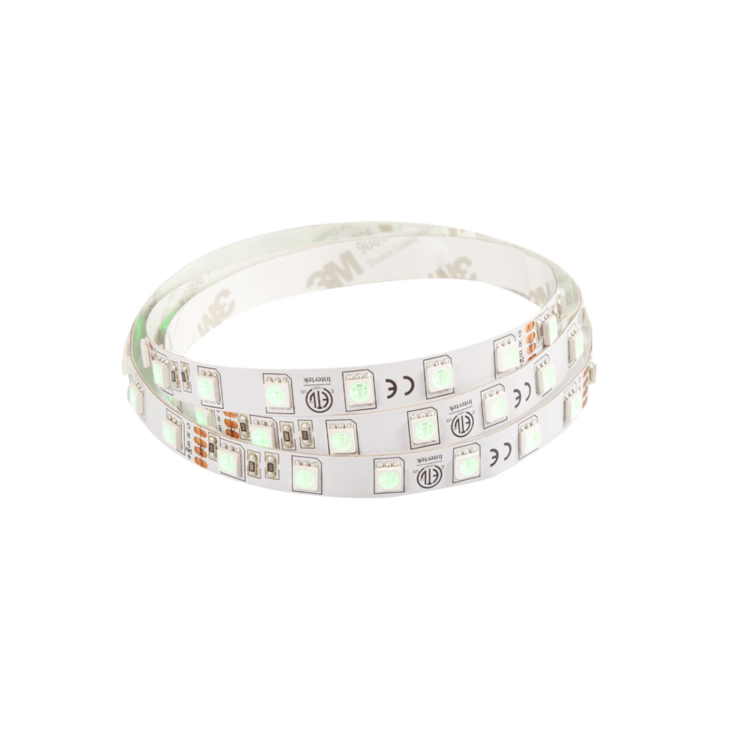 LED strip RX IP20 24V RGB 5m