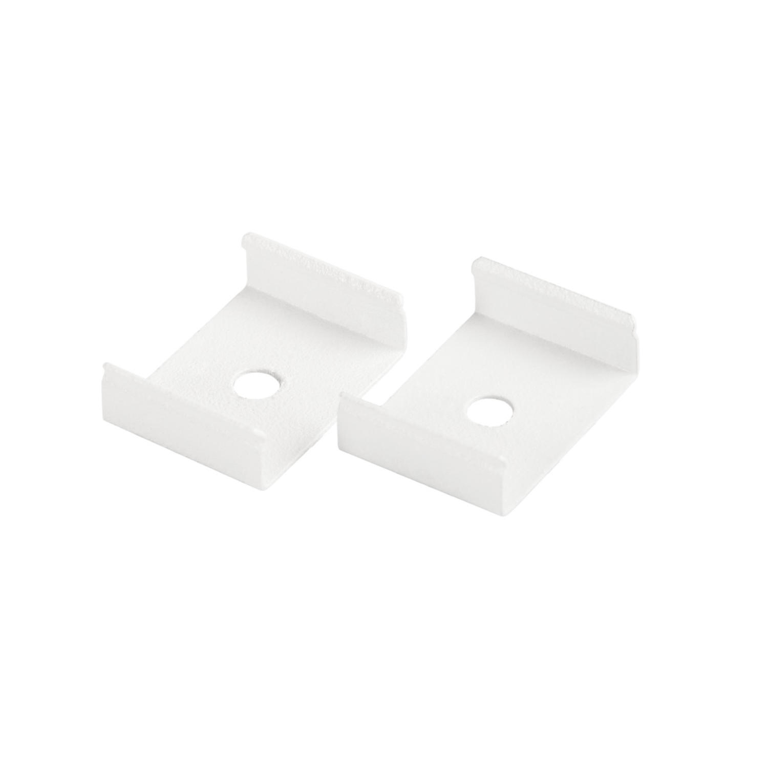 Clips Art White 2pcs