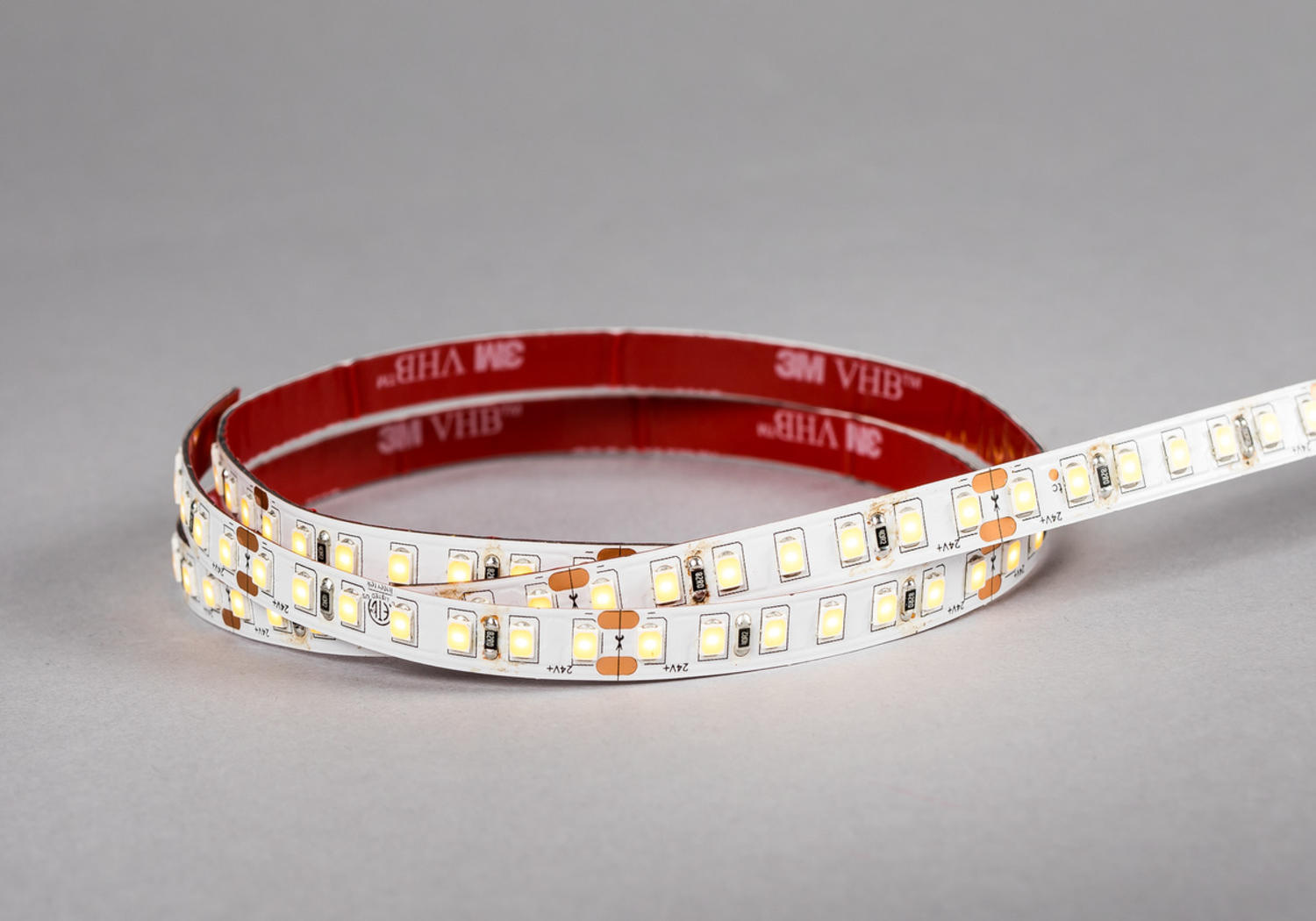 LED strip RX HDI IP20 24V 3000K 5m