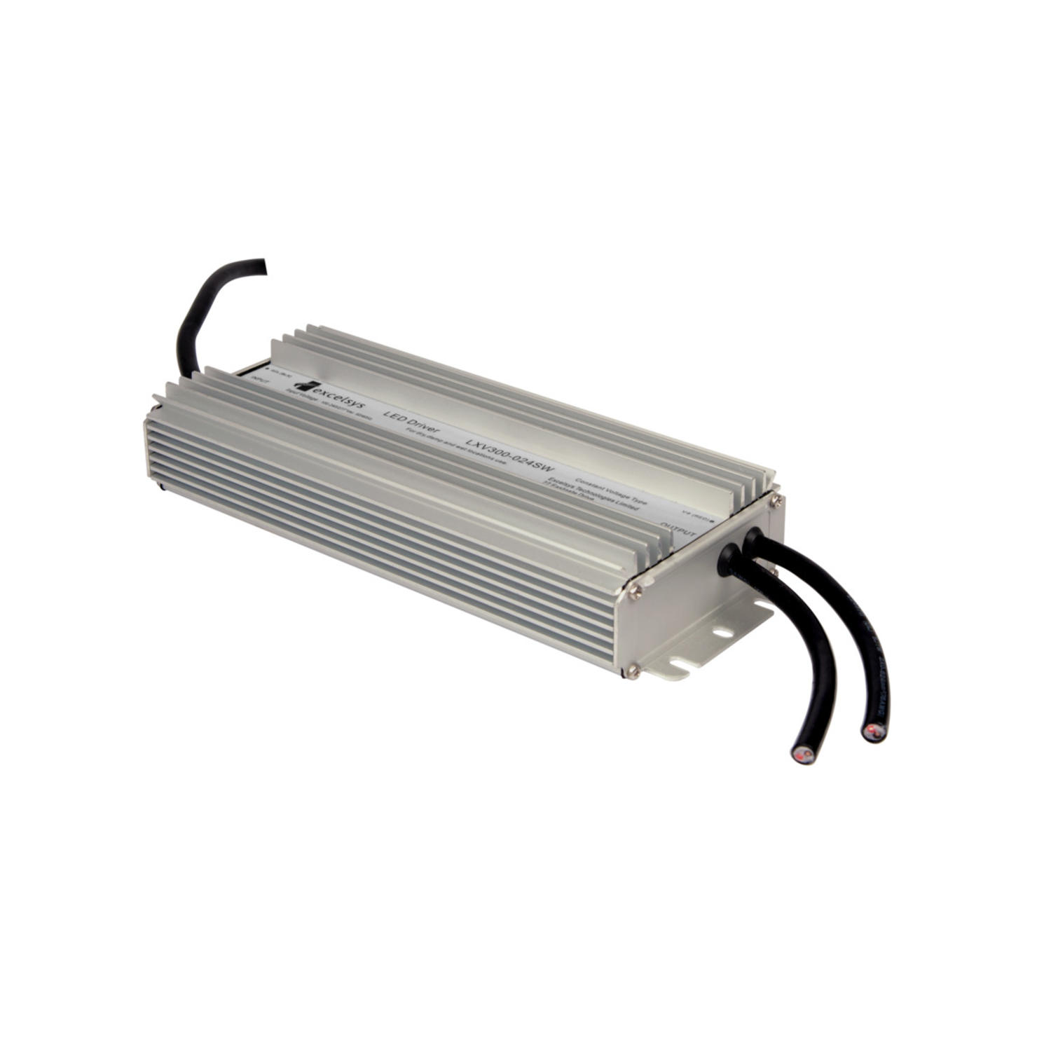 LED-trafo LXV 24VDC 300W IP67