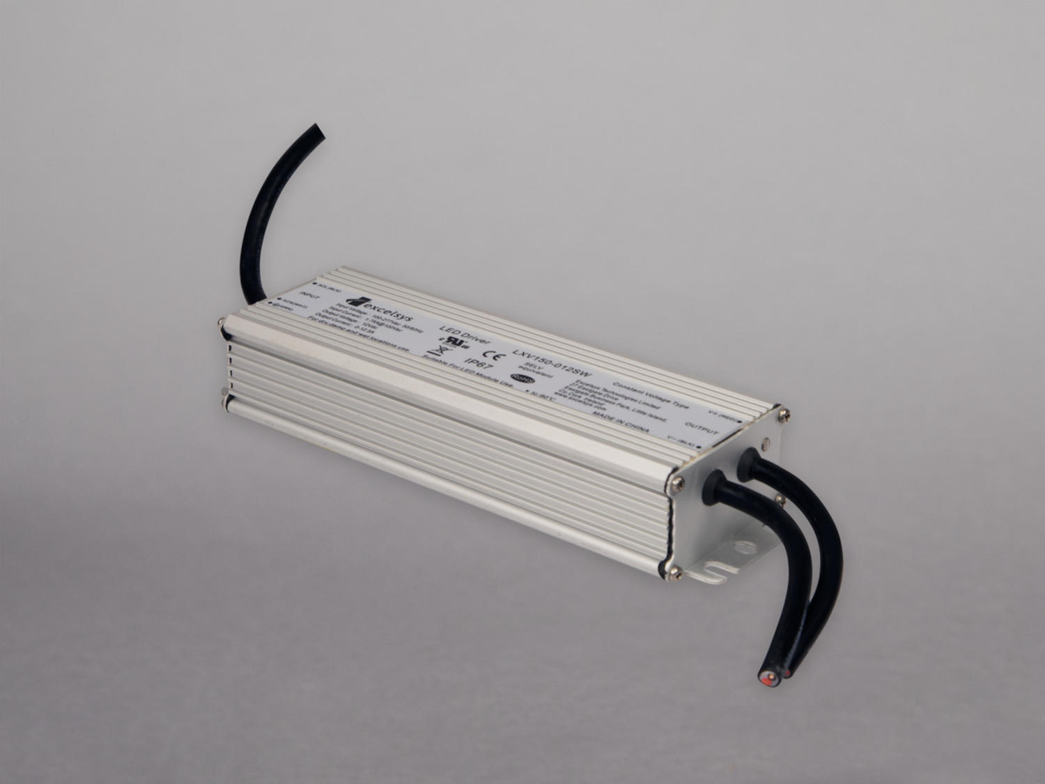 LED-trafo LXV IP67